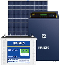 residential solar installation for home